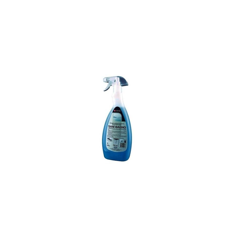 Detergente sanificante bagno Sanì cl 75