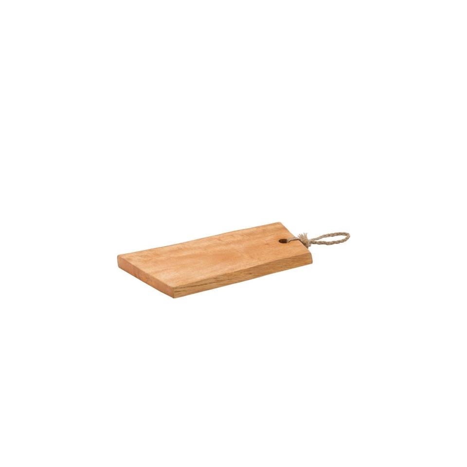 Tagliere rettangolare Arizona in legno di acacia cm 32x16
