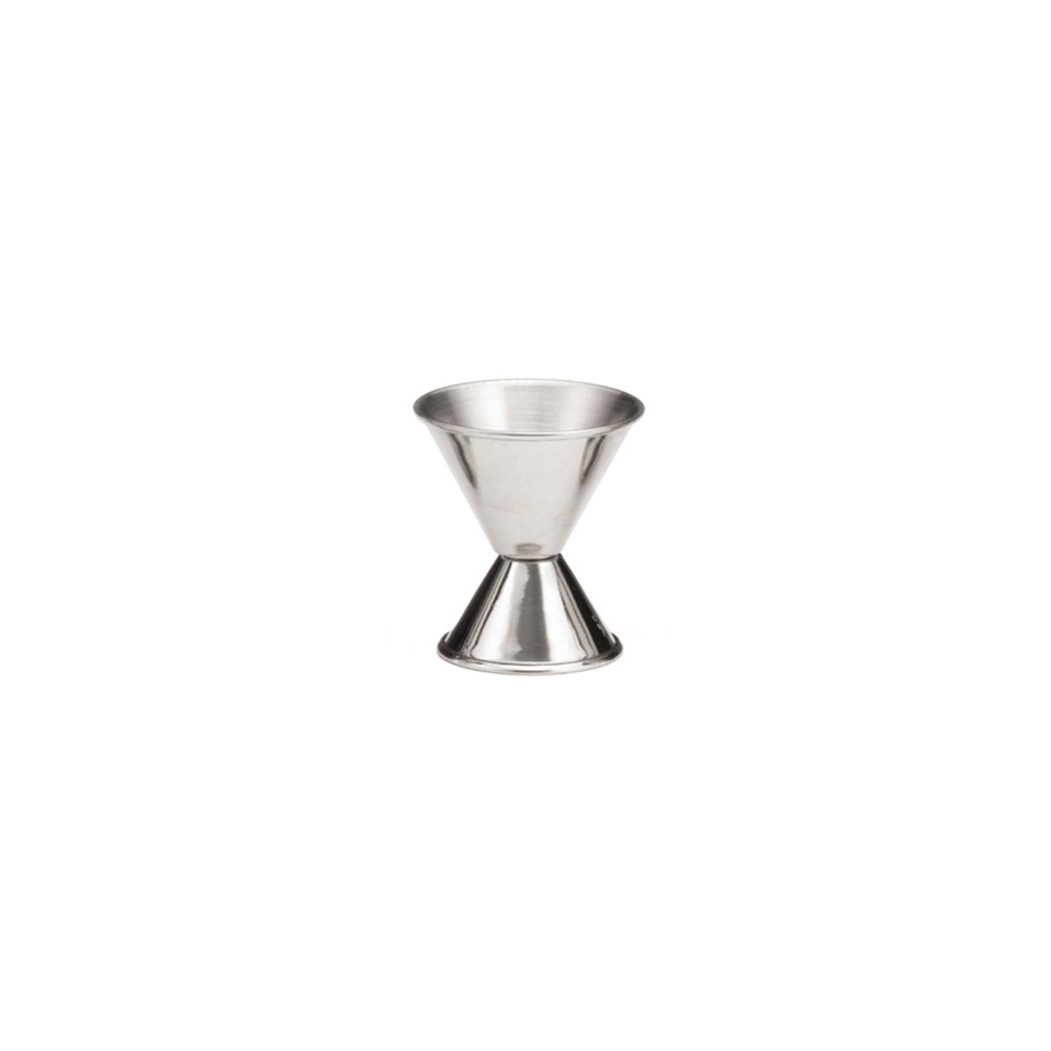 Jigger in acciaio inox oz 1 - 1 1/2