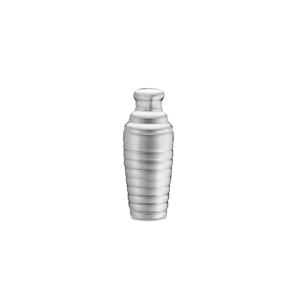 Shaker Beehive in acciaio inox oz 24