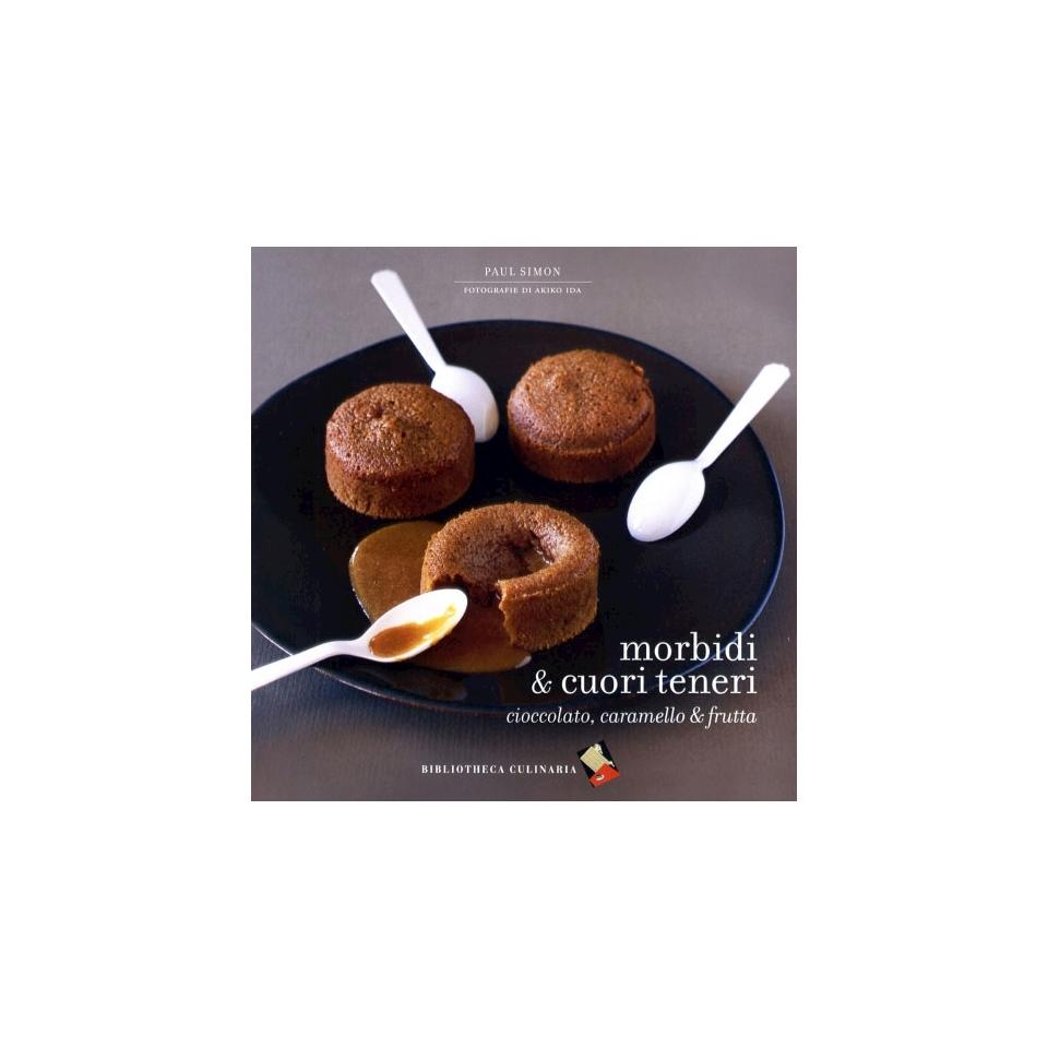 Morbidi  cuori teneri cioccolato, caramello  frutta