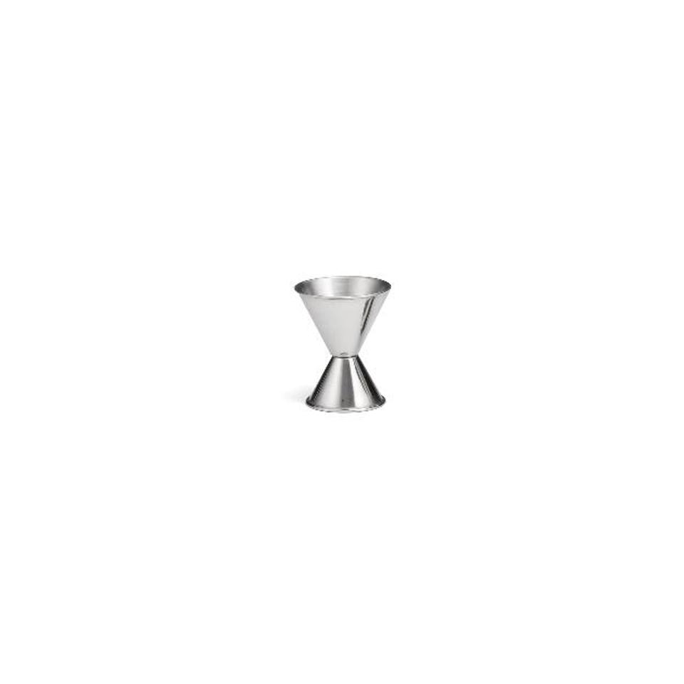 Jigger in acciaio inox oz 1-2