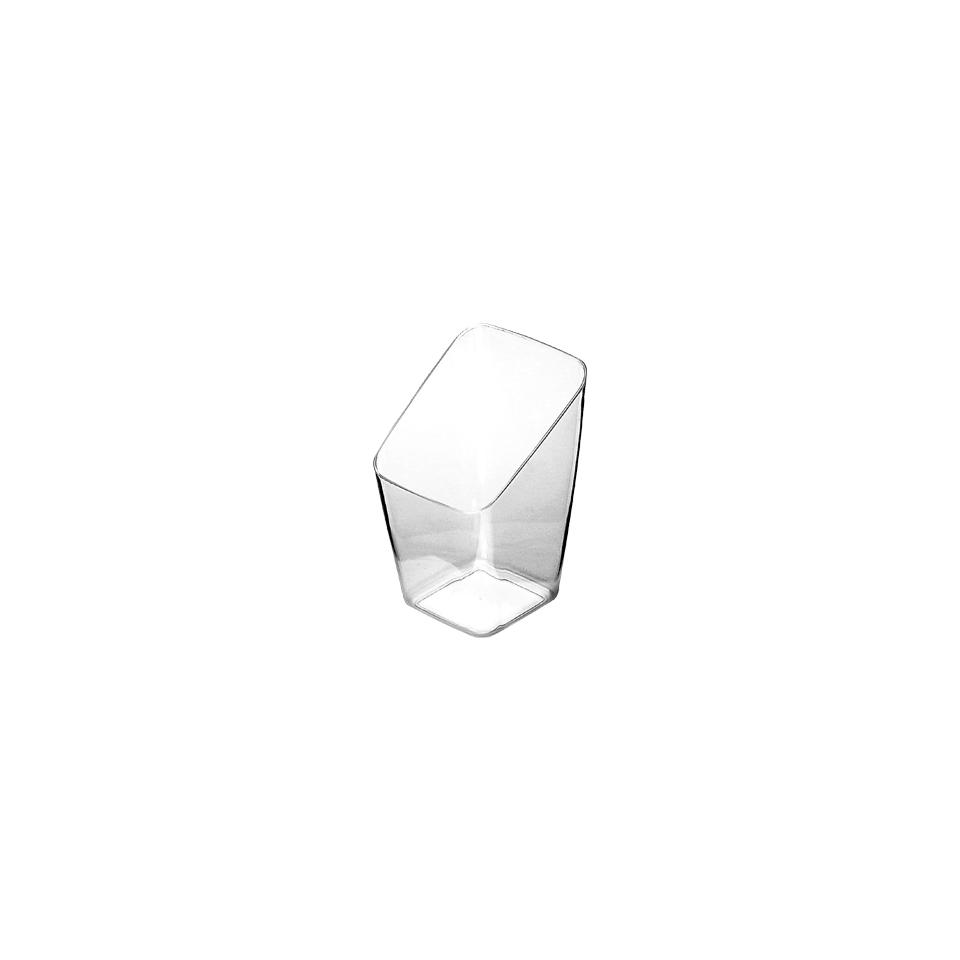 Coppetta butler in polistirene trasparente cl 5