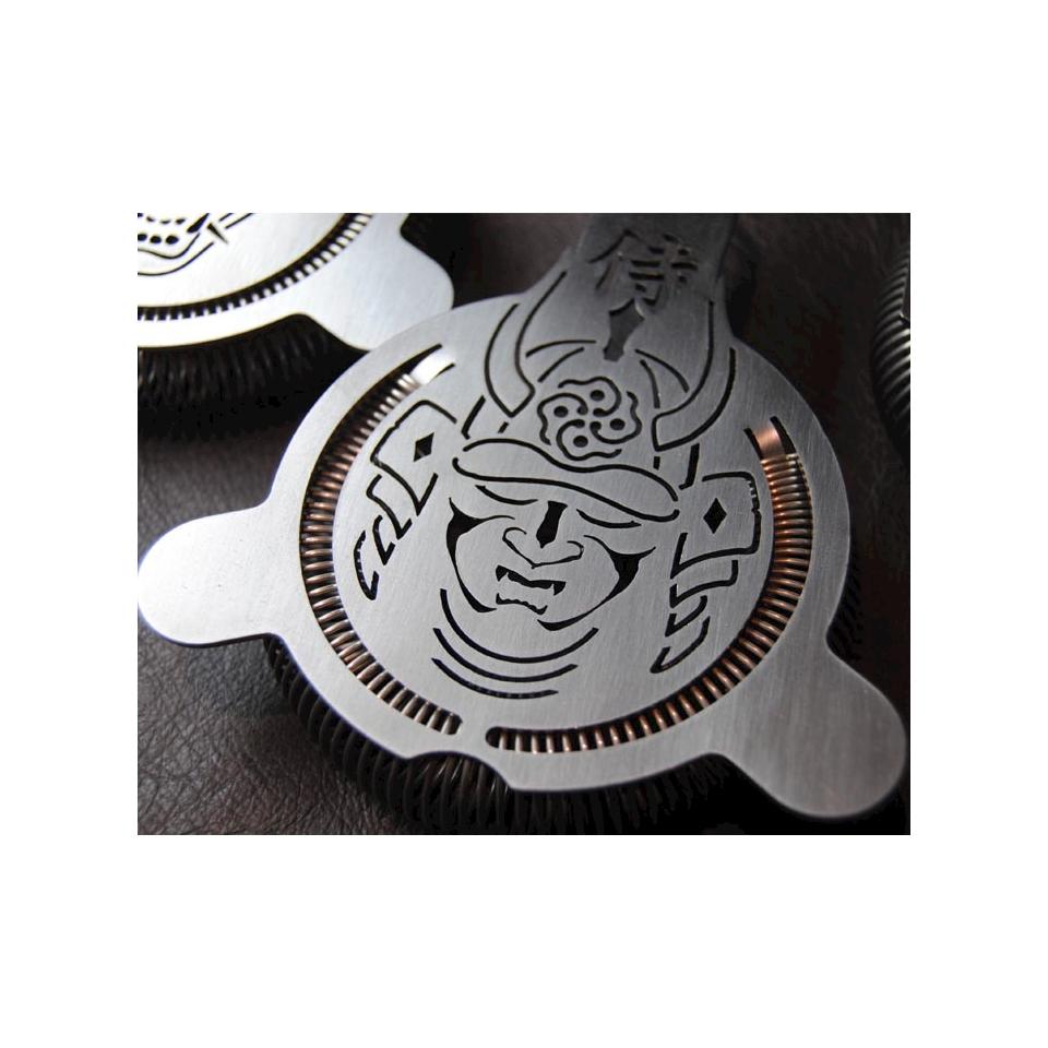 Strainer Samurai Japan Series in acciaio inox cm 10
