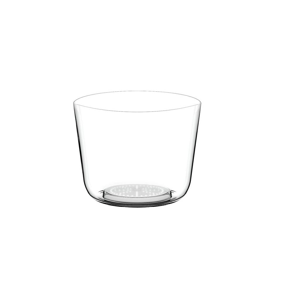 Spumantiera Tonic Ice Bowl in acrilico trasparente cm 24x35