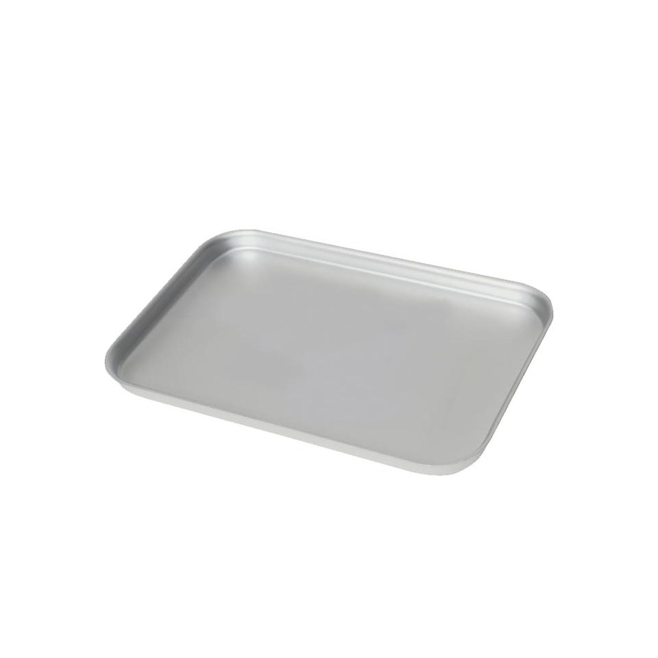 Vassoio Basic in alluminio cm 31,5x21,5
