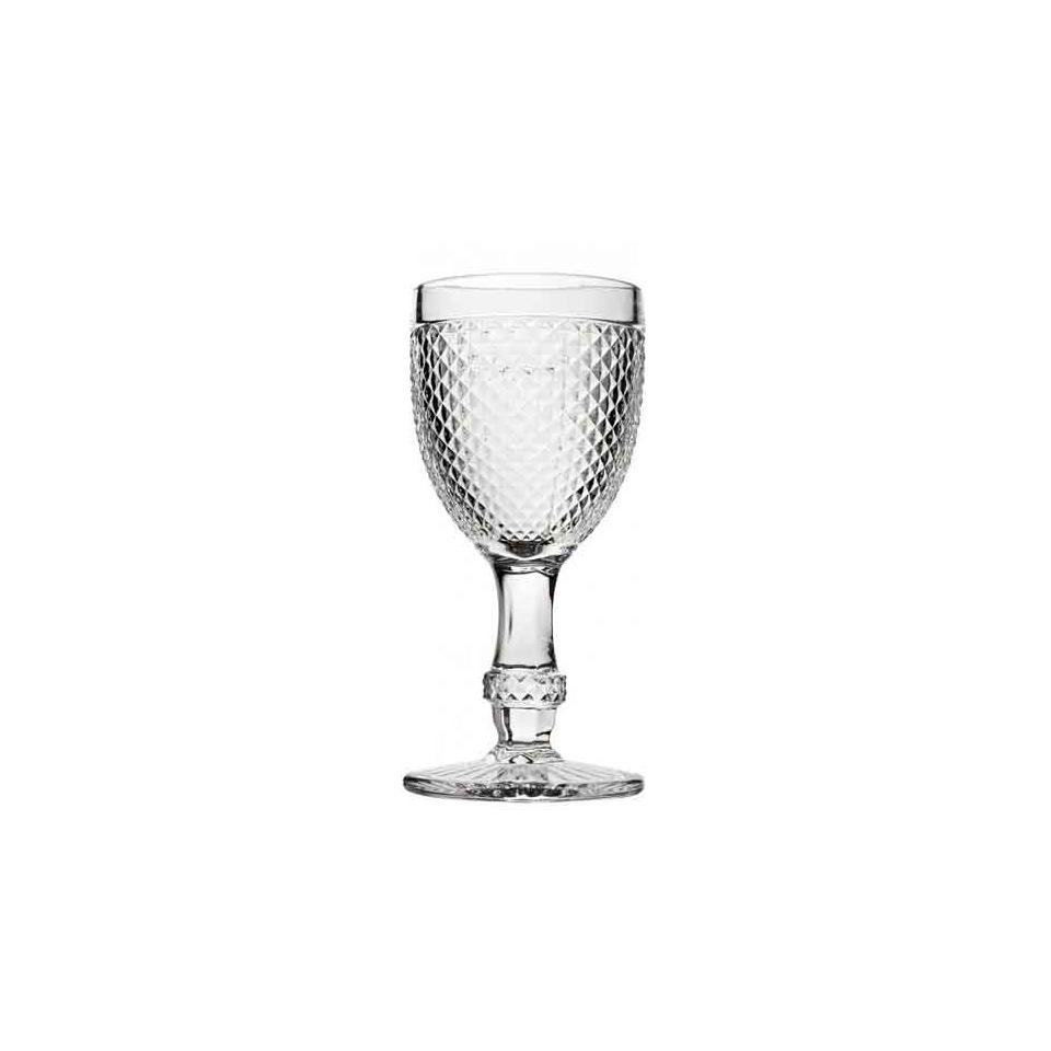 Calice Dante in vetro trasparente cl 31