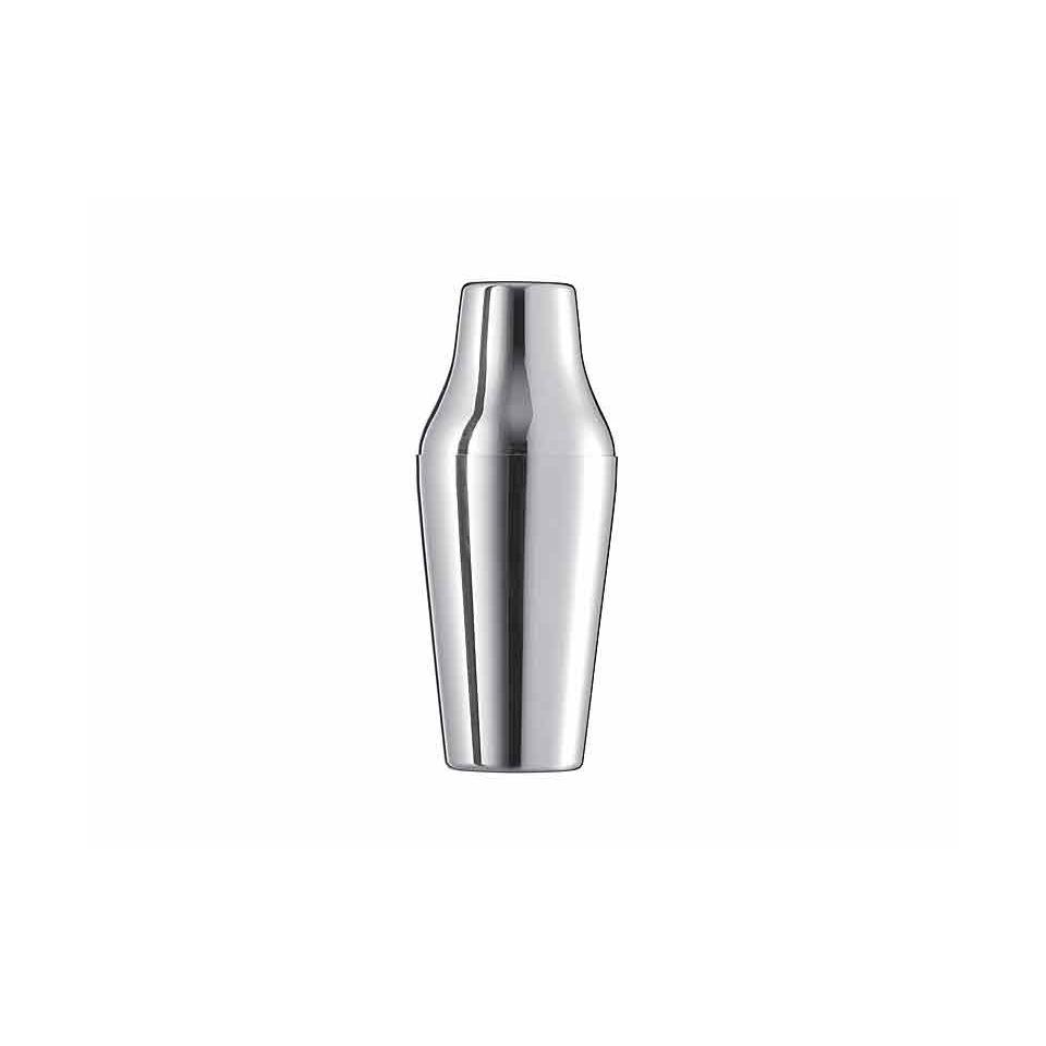 Shaker parisienne in acciaio inox cl 70
