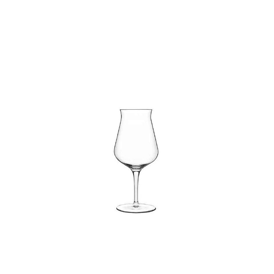 Calice Birrateque Beer Tester Luigi Bormioli in vetro cl 42