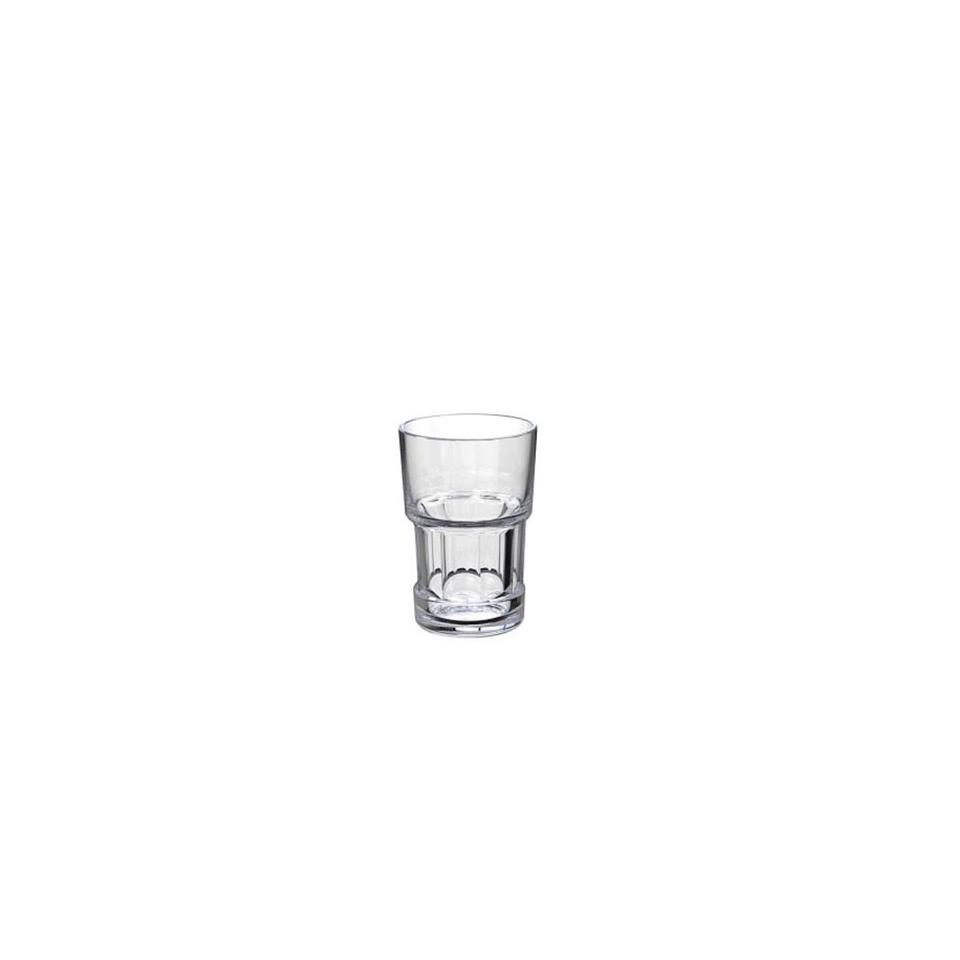 Bicchiere Tribeka in vetro cl 35