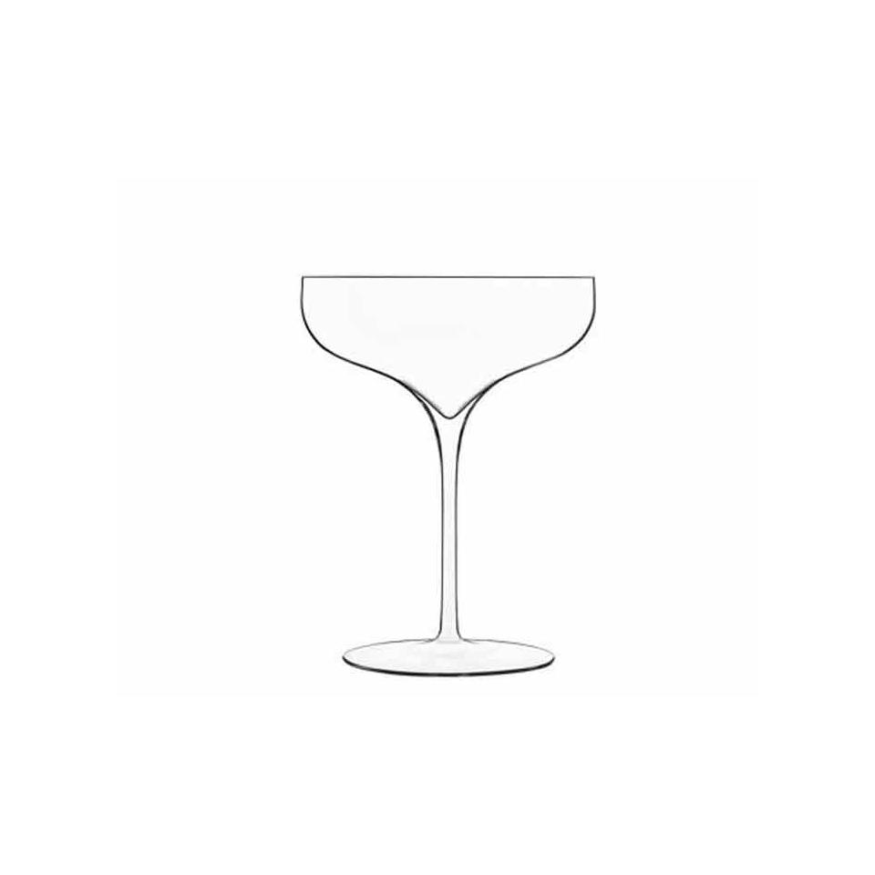 Coppa Champagne Vinea Luigi Bormioli in vetro cl 30