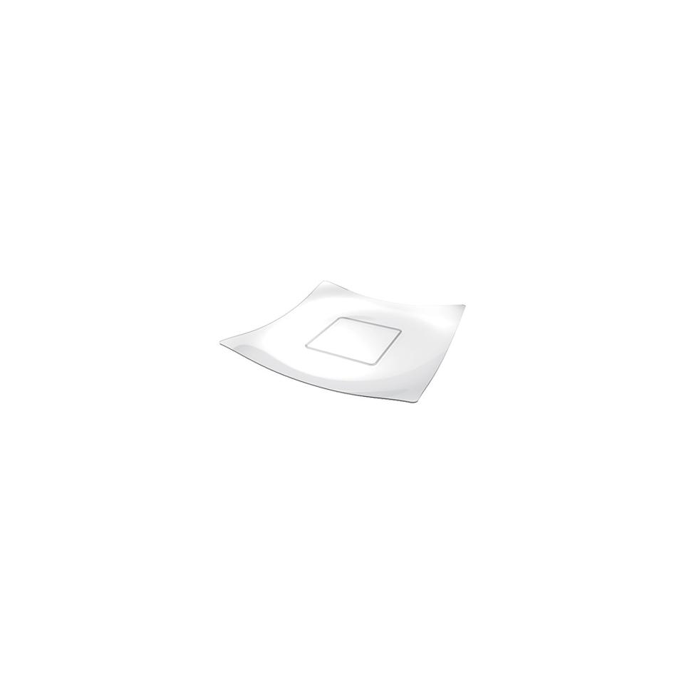Piatti Sfera monouso in plastica cm 13x13