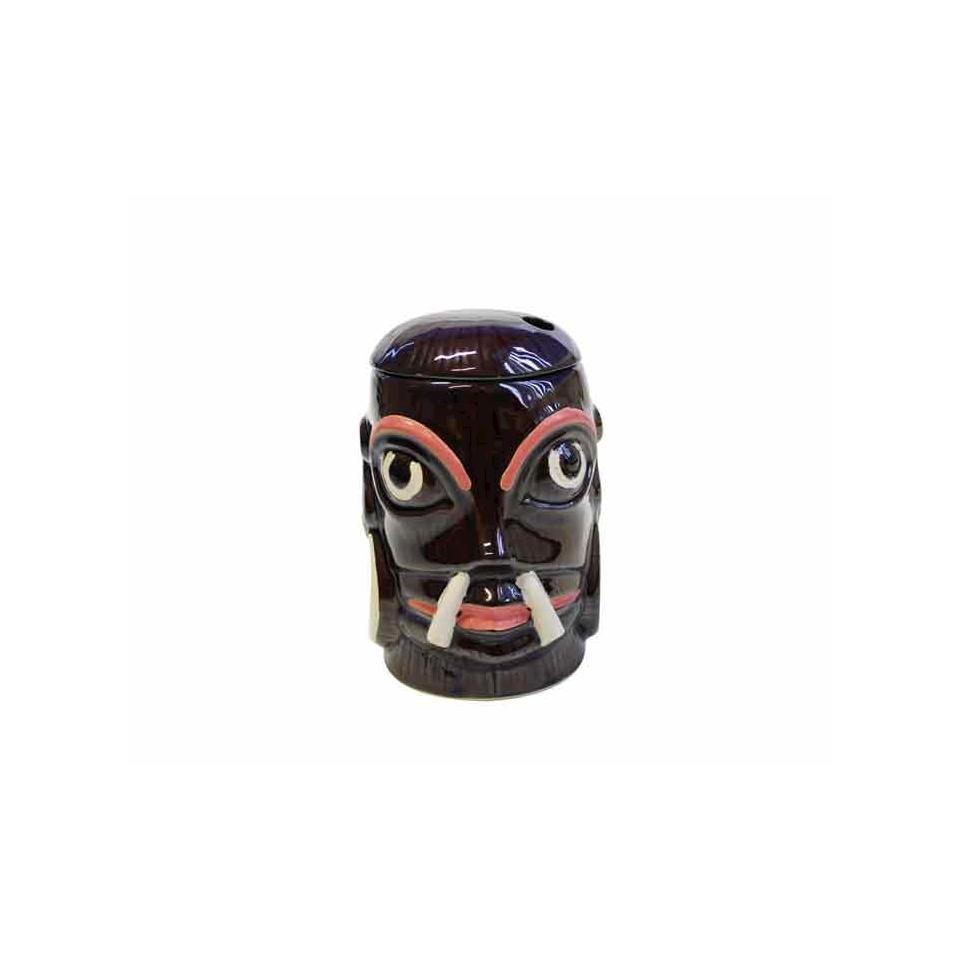 Tiki mug indian in porcellana cl 65