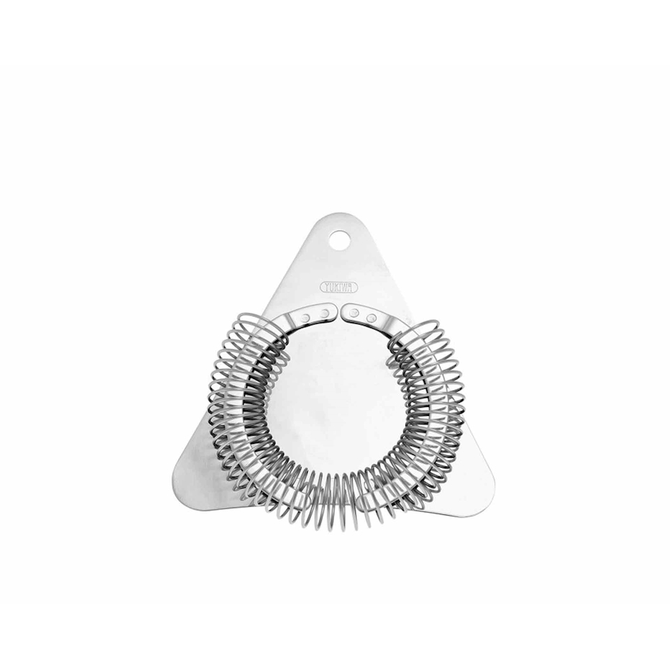 Strainer Triangolo Yukiwa in acciaio inox CM 10,5X10