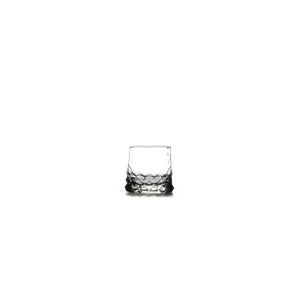 Bicchieri Gem Durobor in vetro lavorato cl 12