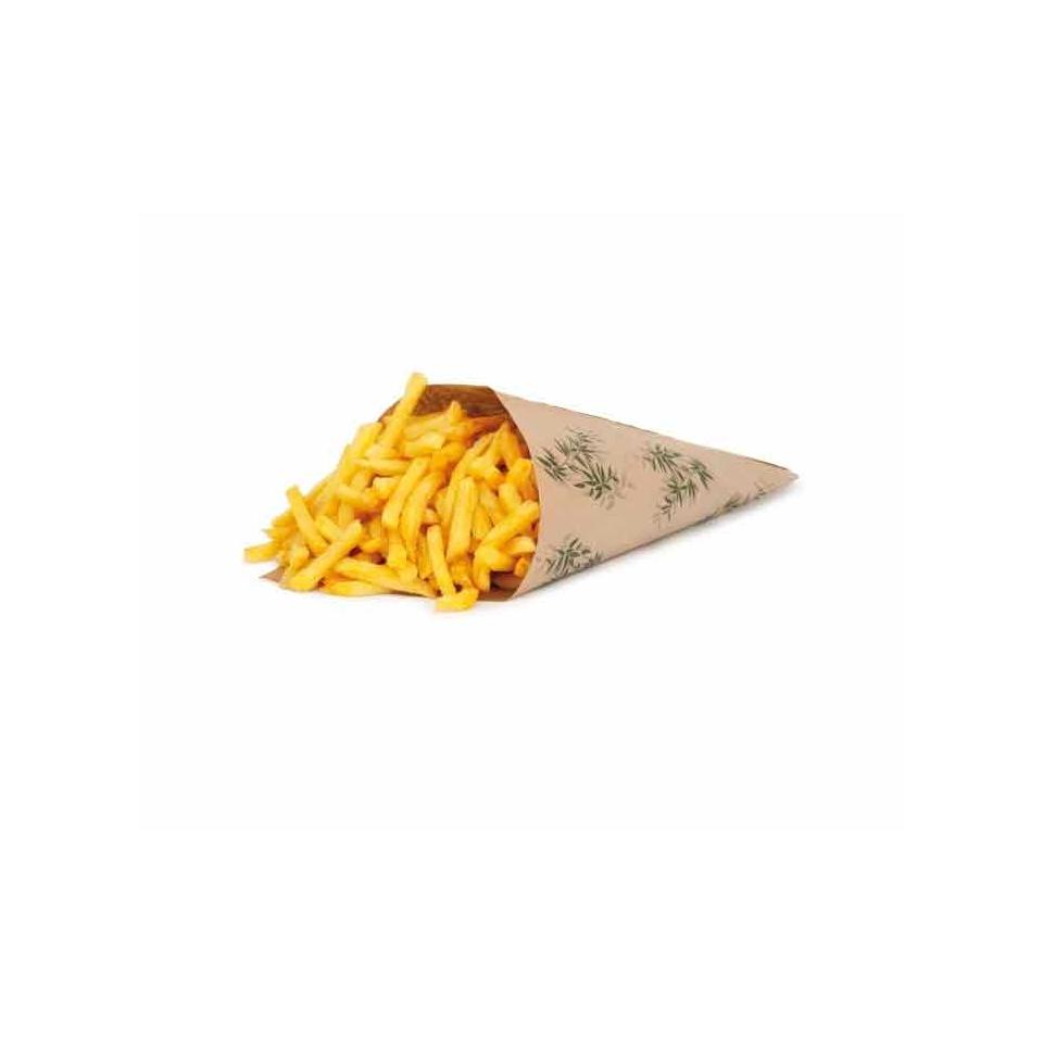 Sacchetto cono per fritture da asporto in carta gr 100