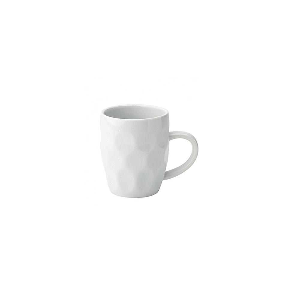 Tazza Titan in porcellana bianca cl 28
