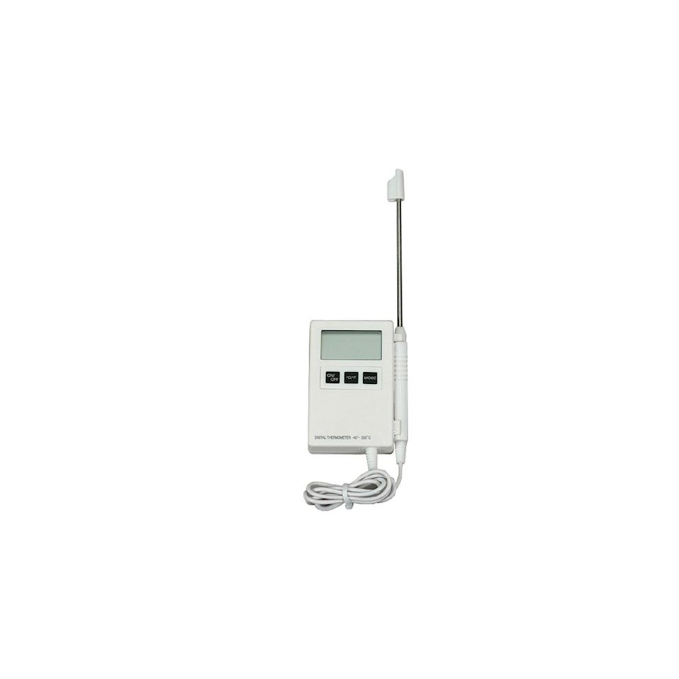 Termometro digitale con sonda Schneider -40°+200°