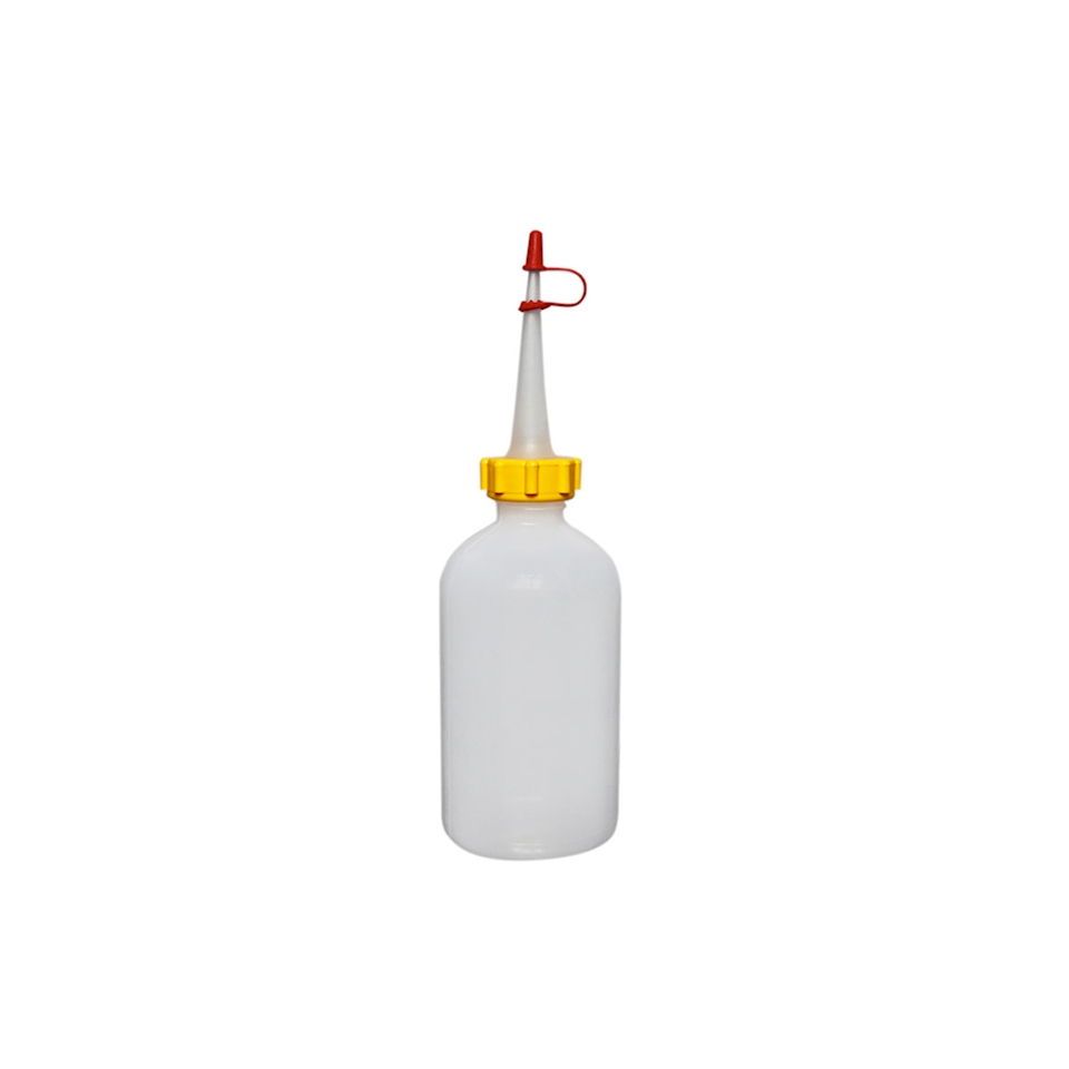 Squeeze condimenti con tappo in plastica cl 25