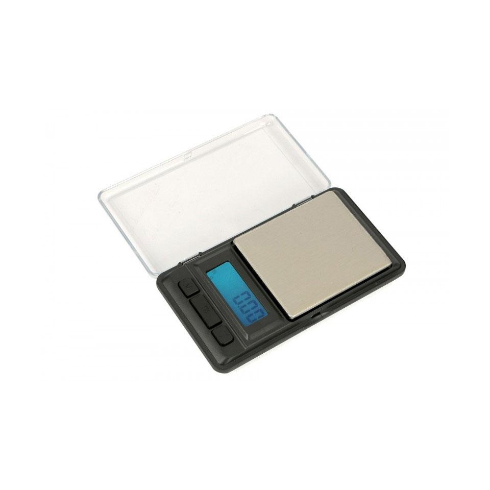 Bilancia tascabile digitale di precisione max 500 grammi