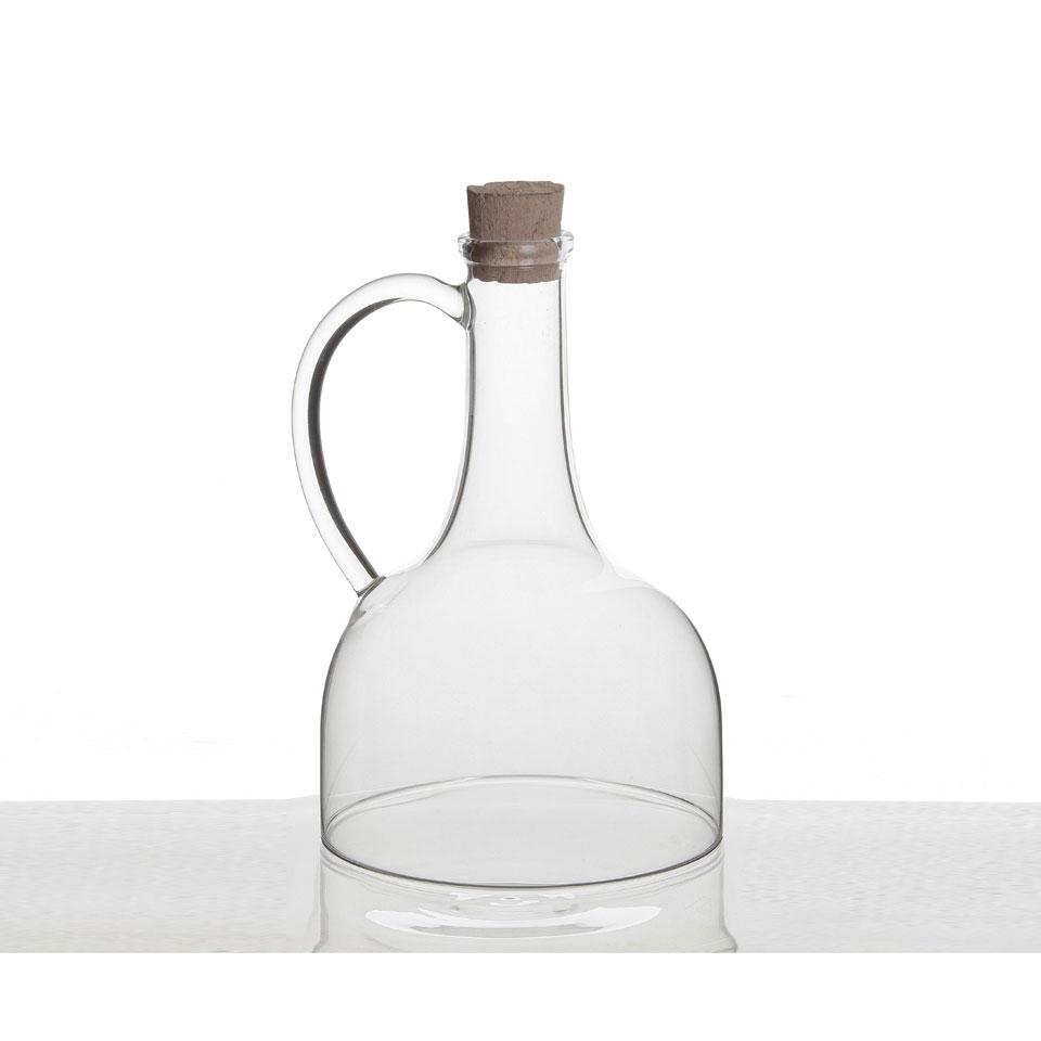 Cupola a bottiglia 100% Chef XS in vetro cm 21x14