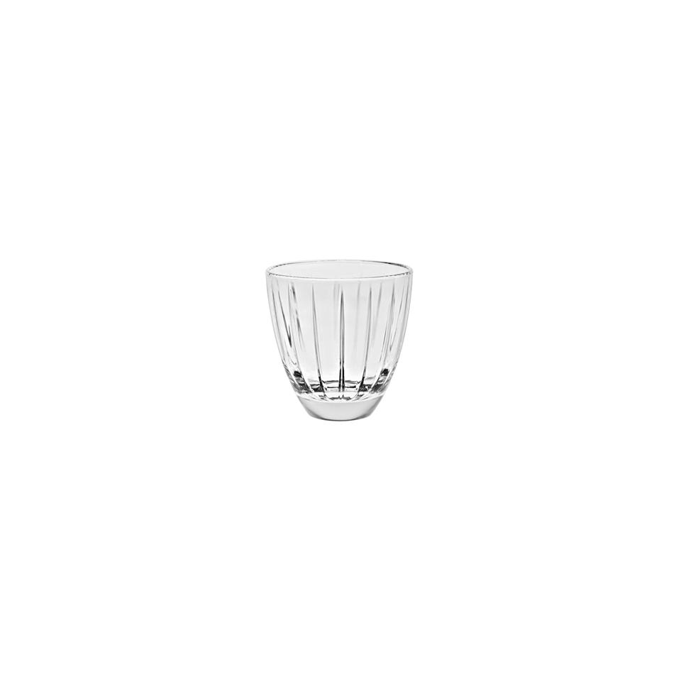 Bicchiere Accademia small VIDIVI in vetro lavorato cl 24