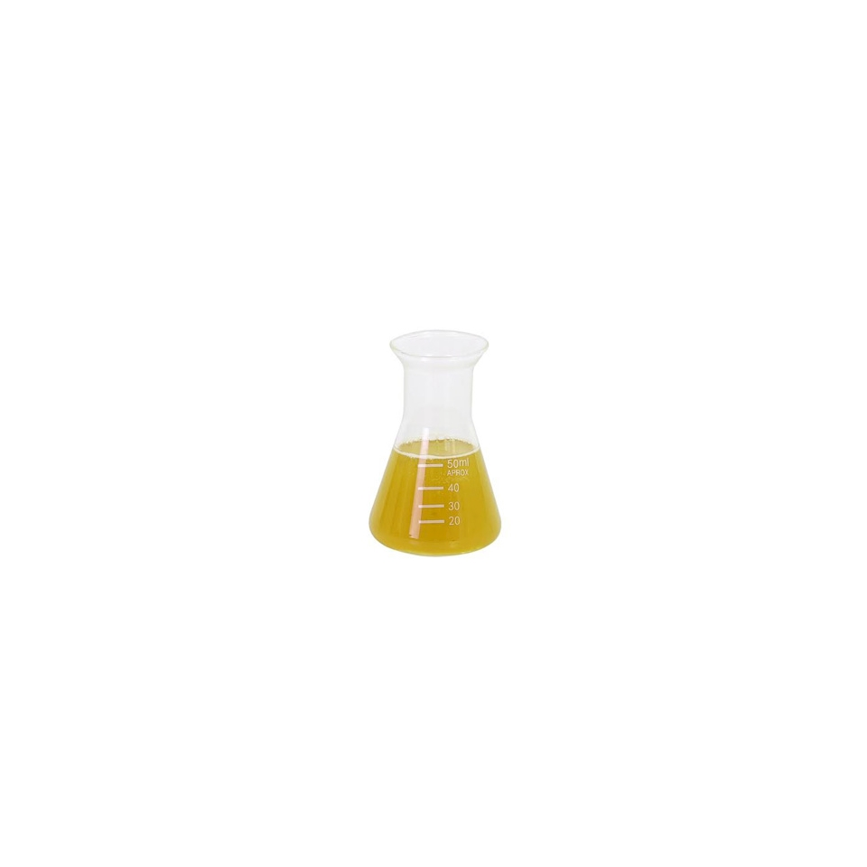 Ampolla conica graduata in vetro cl 5