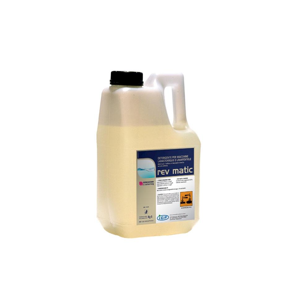 Detergente lavastoviglie Rev Matic kg 6