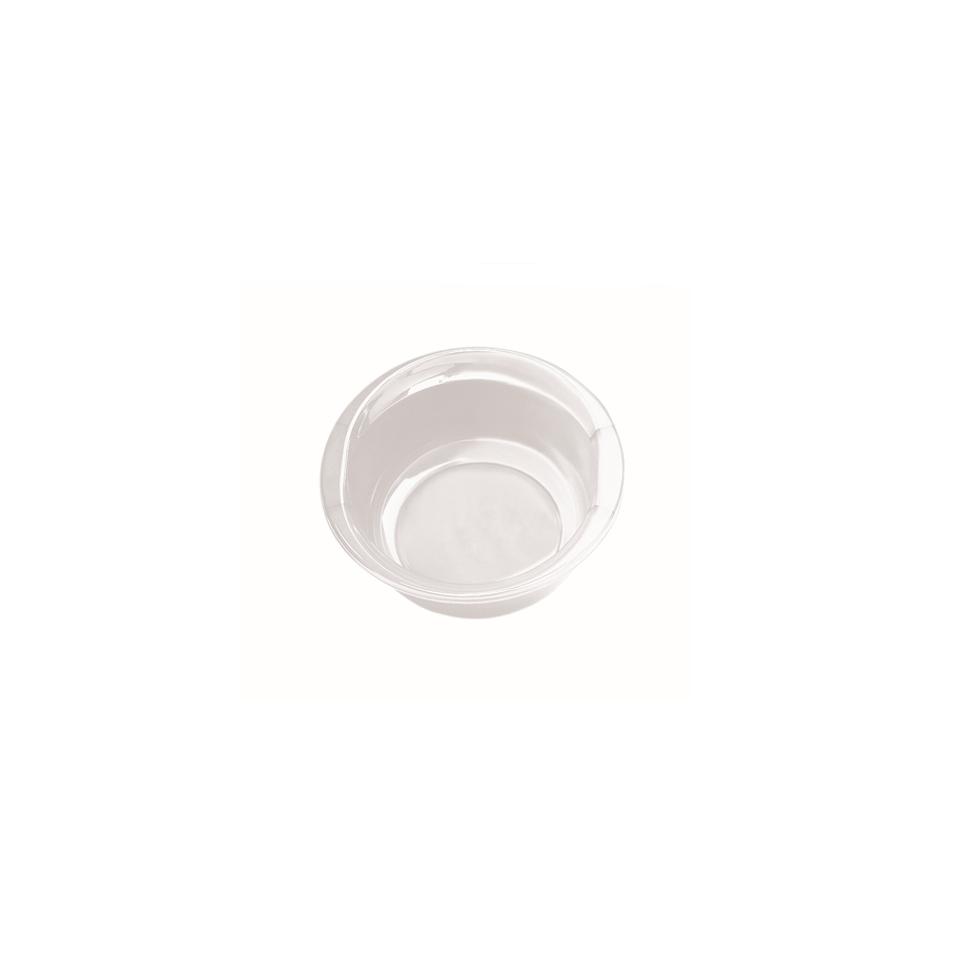 Bacinella Araven in polipropilene bianco lt 5