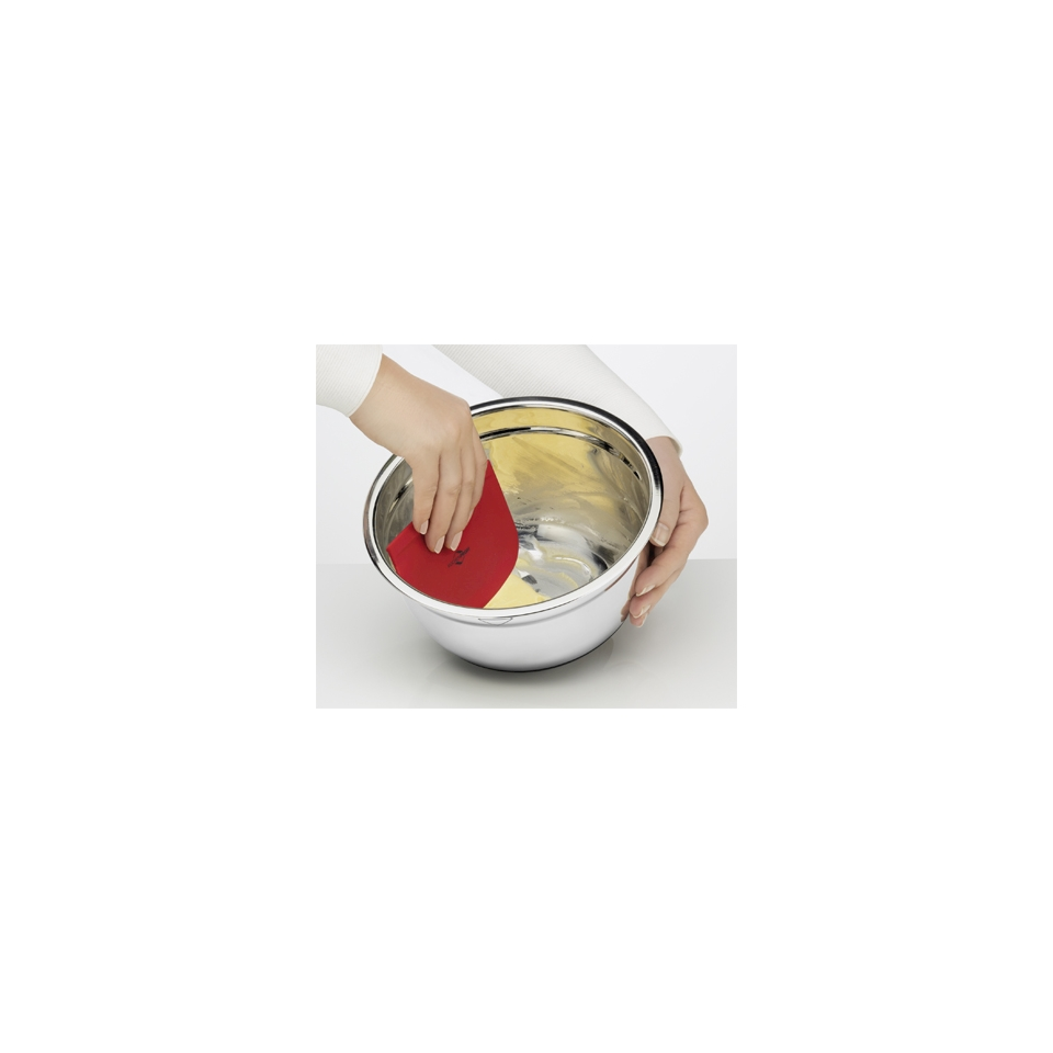 Spatole da cucina impilabili in plastica bianca nera e rossa 352727 rgmania - Cucina bianca e rossa ...