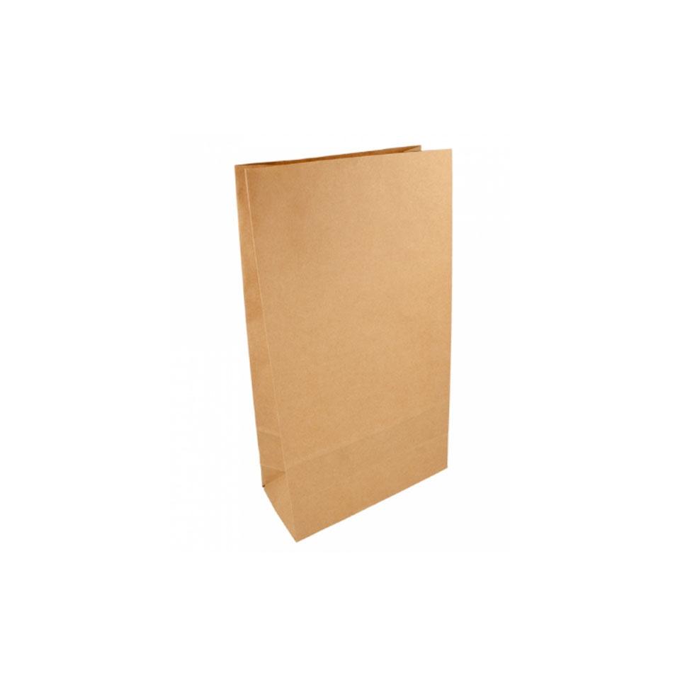 Sacchetti in carta marrone cm 30x34x9