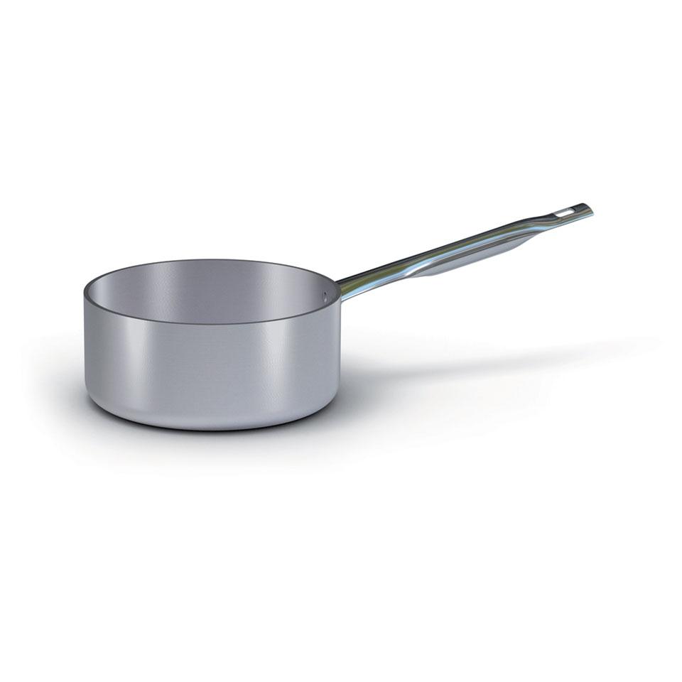 Casseruola media induzione Ballarini un manico in alluminio