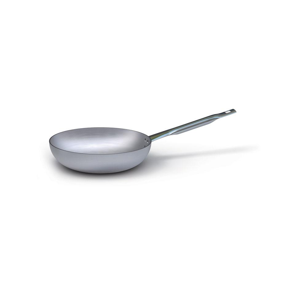 Padella alta induzione Ballarini un manico in alluminio