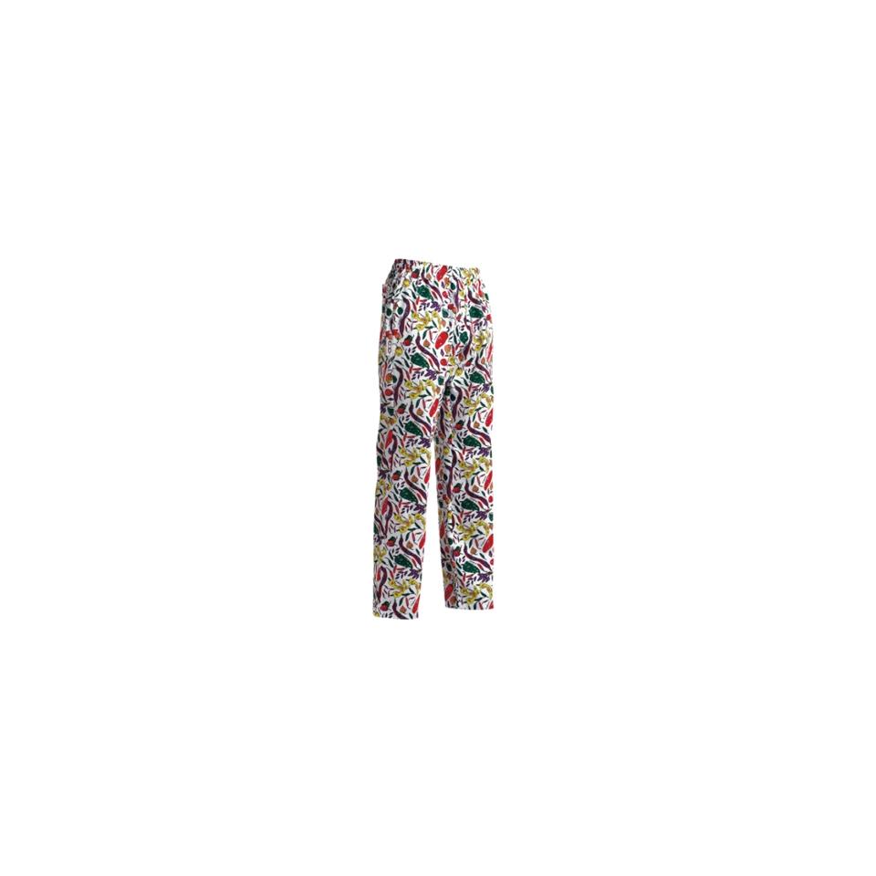 Pantalone coulisse con spezie chiare 100% cotone taglia M