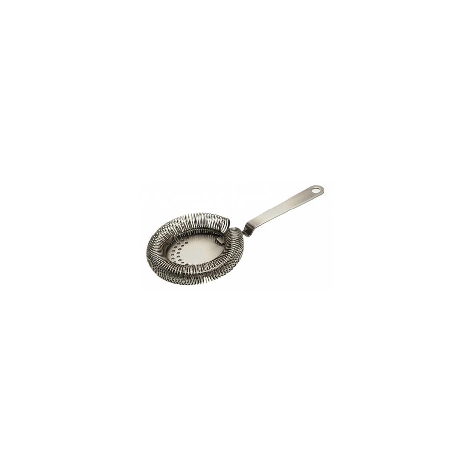 Strainer Antique Brass in acciaio inox anticato ottone cm 21