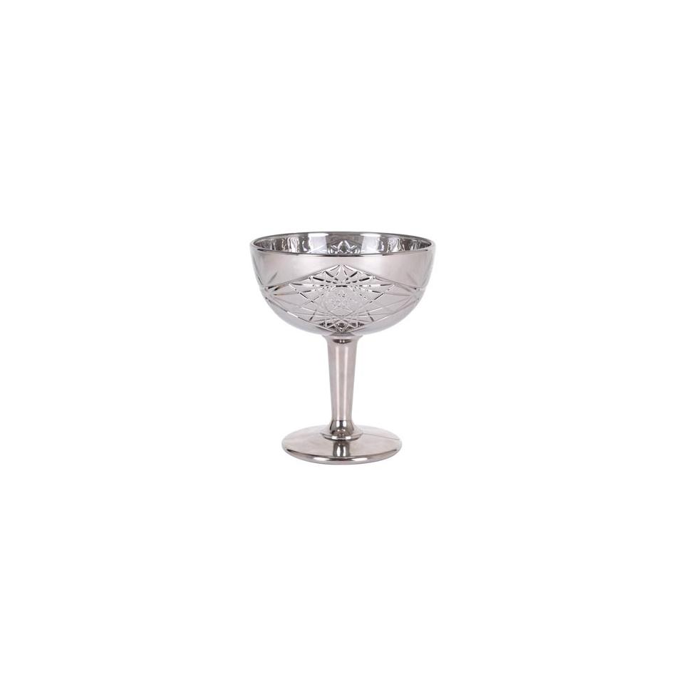 Coppa Champagne Hobstar Platinum in vetro cl 25