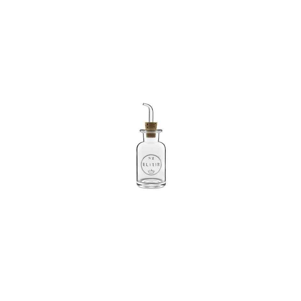 Bottiglia Elixir N.2 olio/aceto Luigi Bormioli in vetro con tappo cl 10