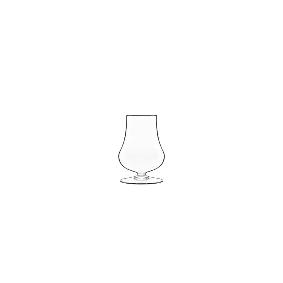 Calice tester linea Tentazioni Luigi Bormioli in vetro cl 23