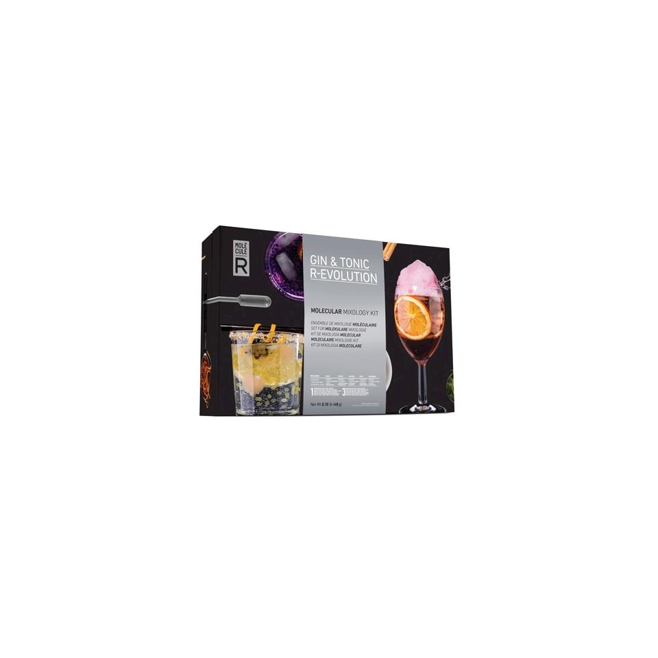 Kit di sferificazione Gin Tonic