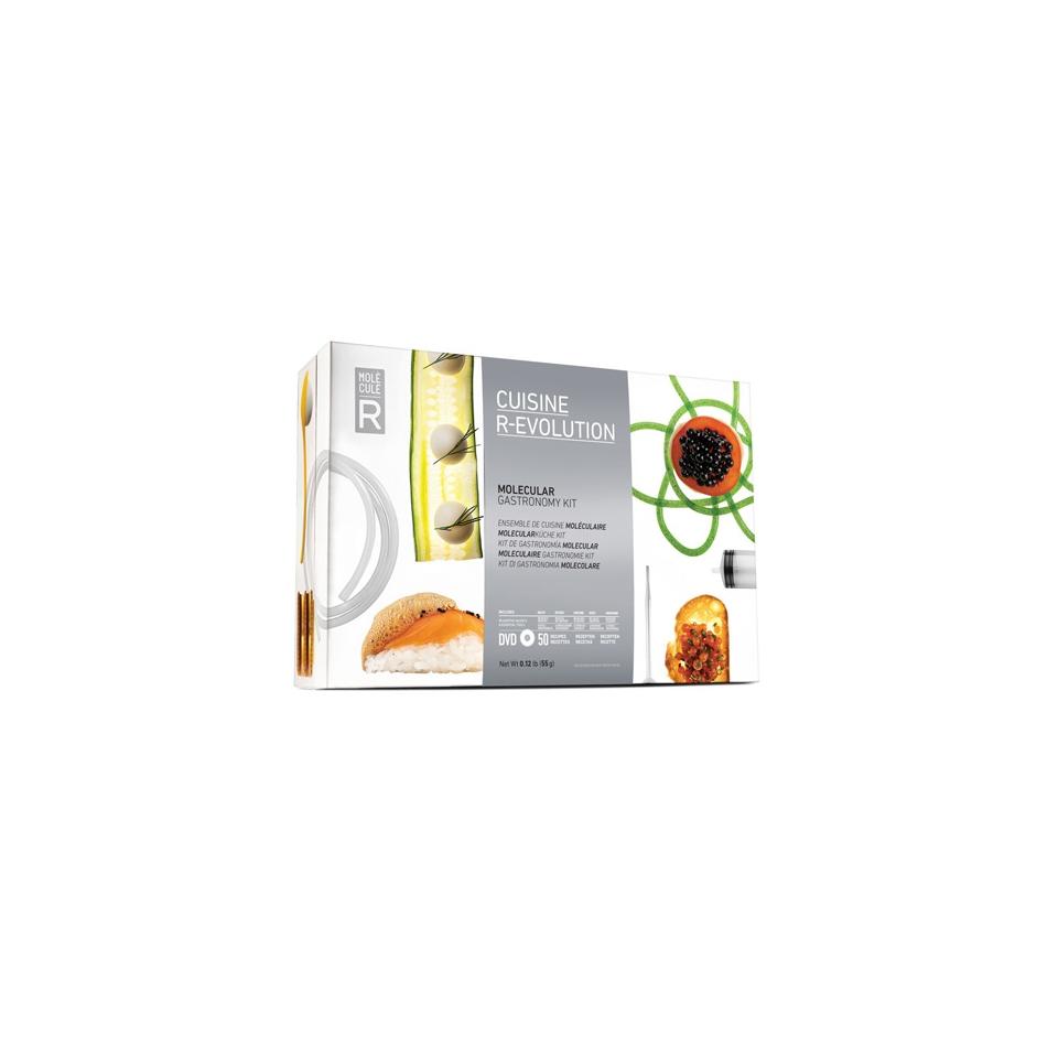 Kit per cucina molecolare Cuisine Revolution