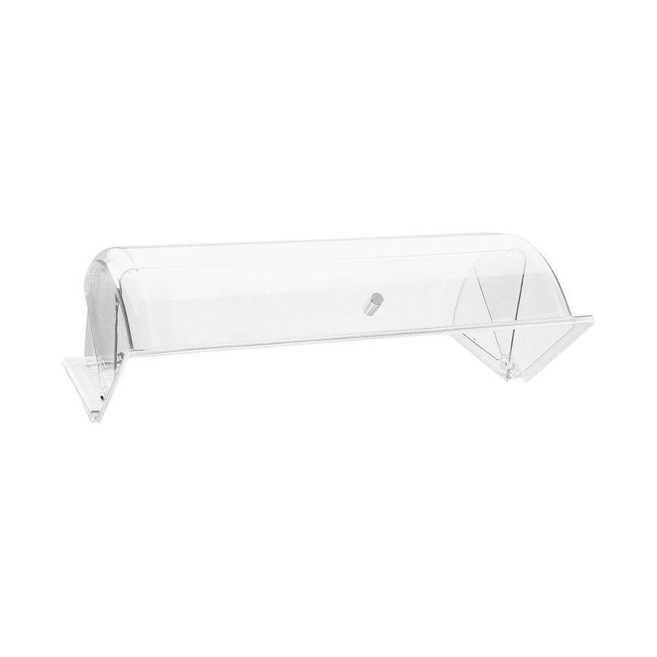 Coperchio roll-top in san trasparente cm 44x33,5