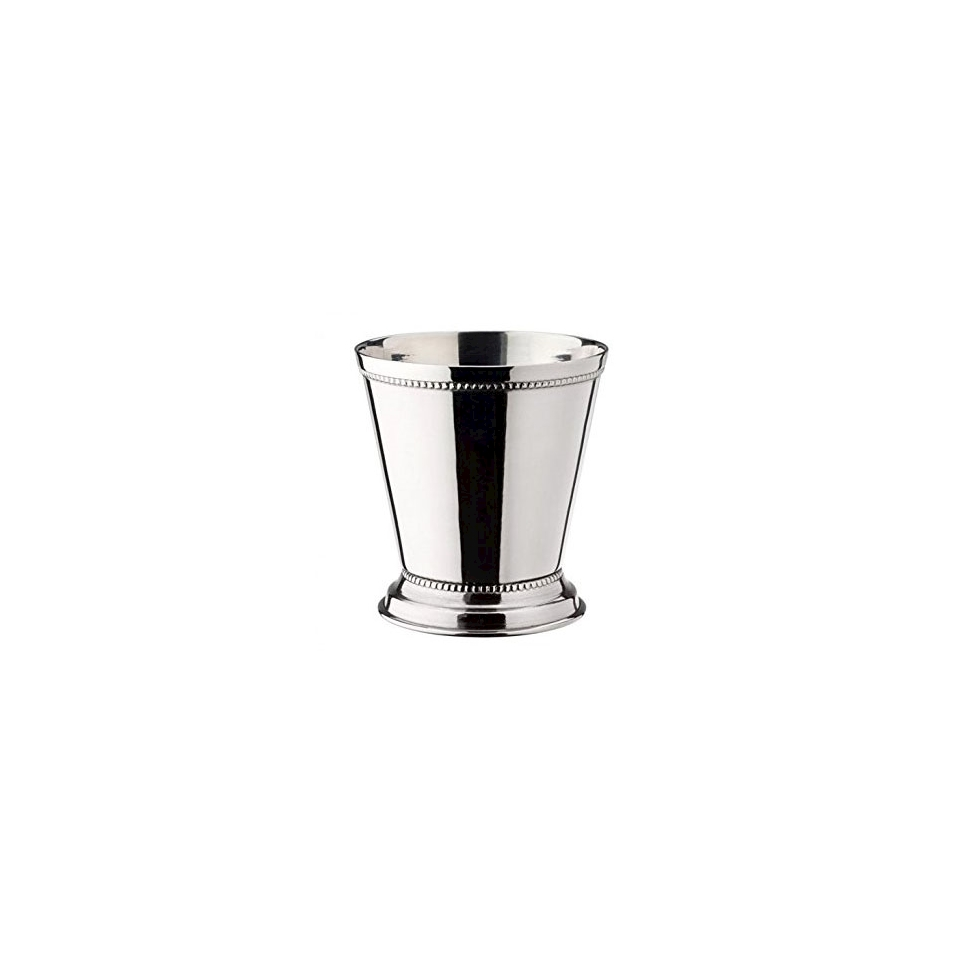 Bicchiere Mint Julep in acciaio inox cl 35