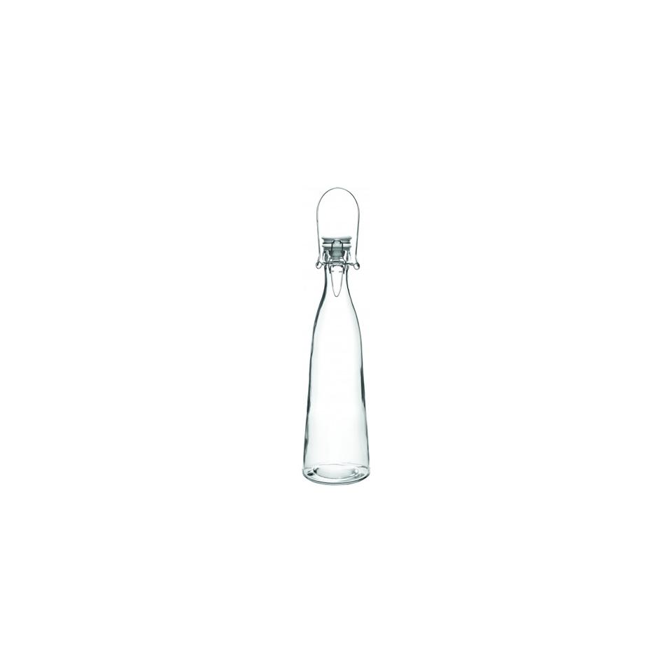 Bottiglia Swing con tappo ermetico in vetro lt 1,08