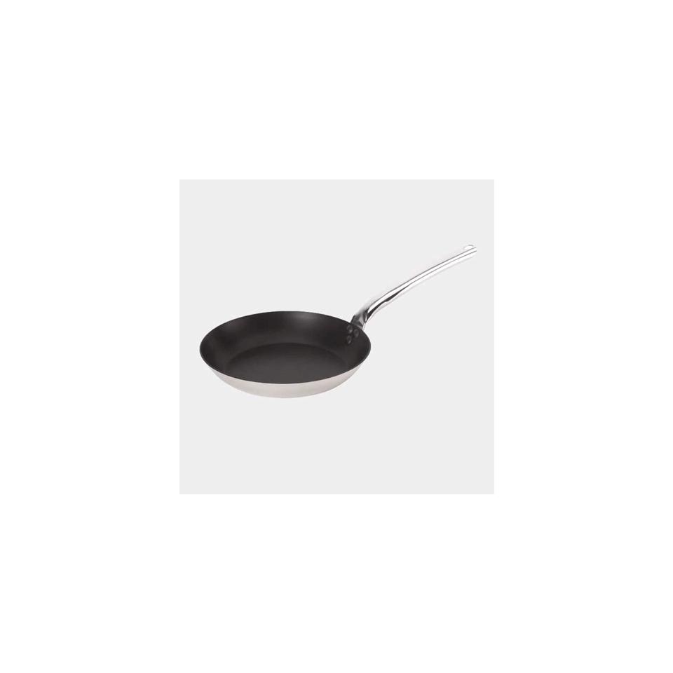 Padella antiaderente induzione Priority De Buyer in acciaio inox