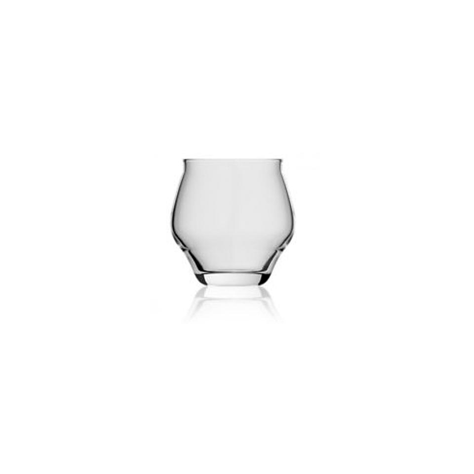 Bicchiere Lola in vetro trasparente cl 30