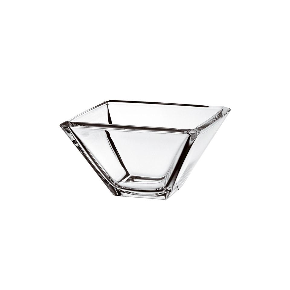 Insalatiera Ducale Vidivi in vetro trasparente cm 20x20