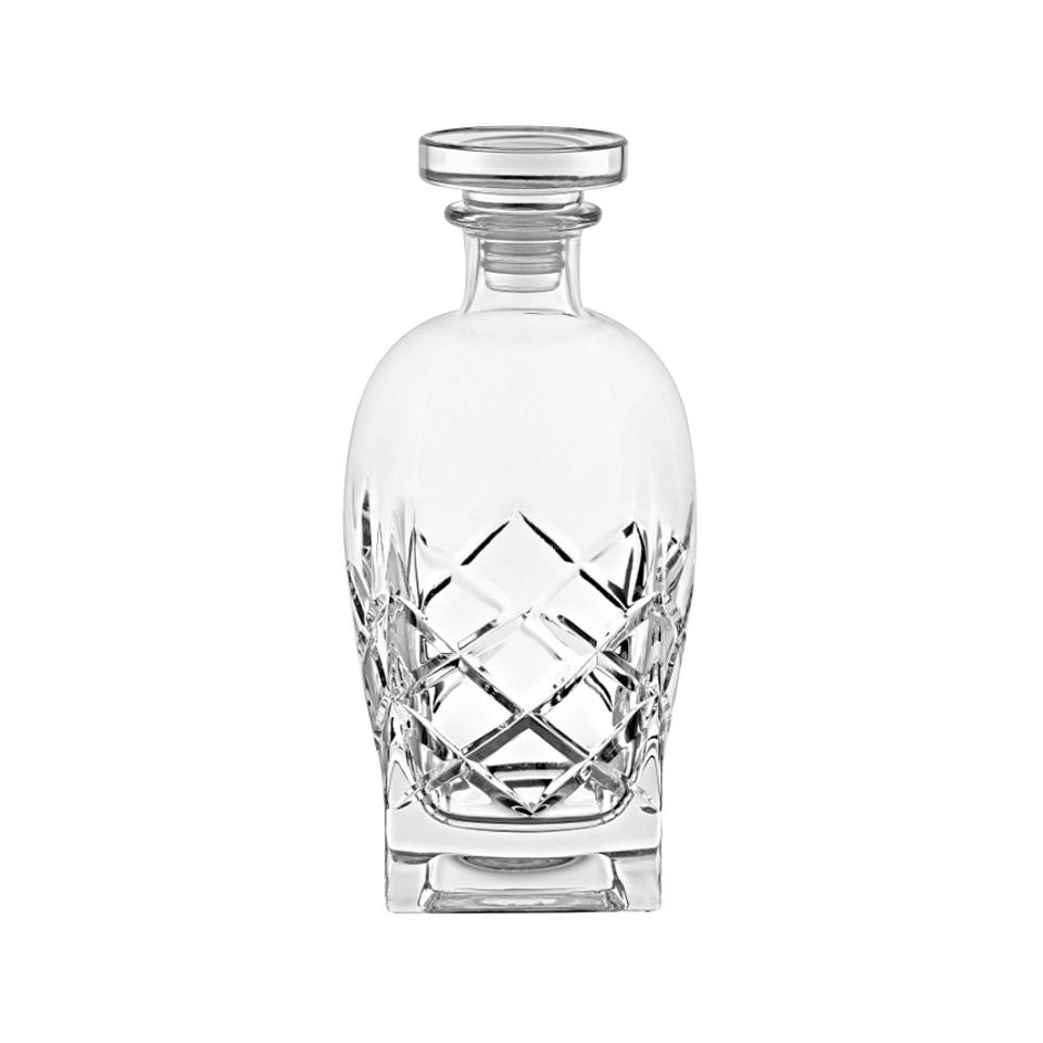 Bottiglia Rombi Vidivi in vetro lavorato cl 70