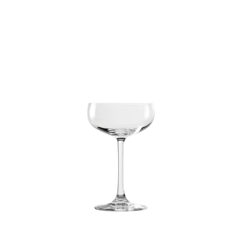 Coppa champagne Stolzle in vetro trasparente cl 23