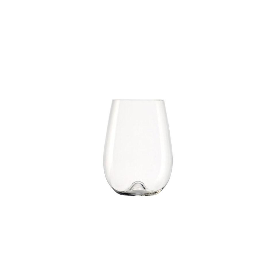 Bicchiere Vulcano Stolzle in vetro trasparente