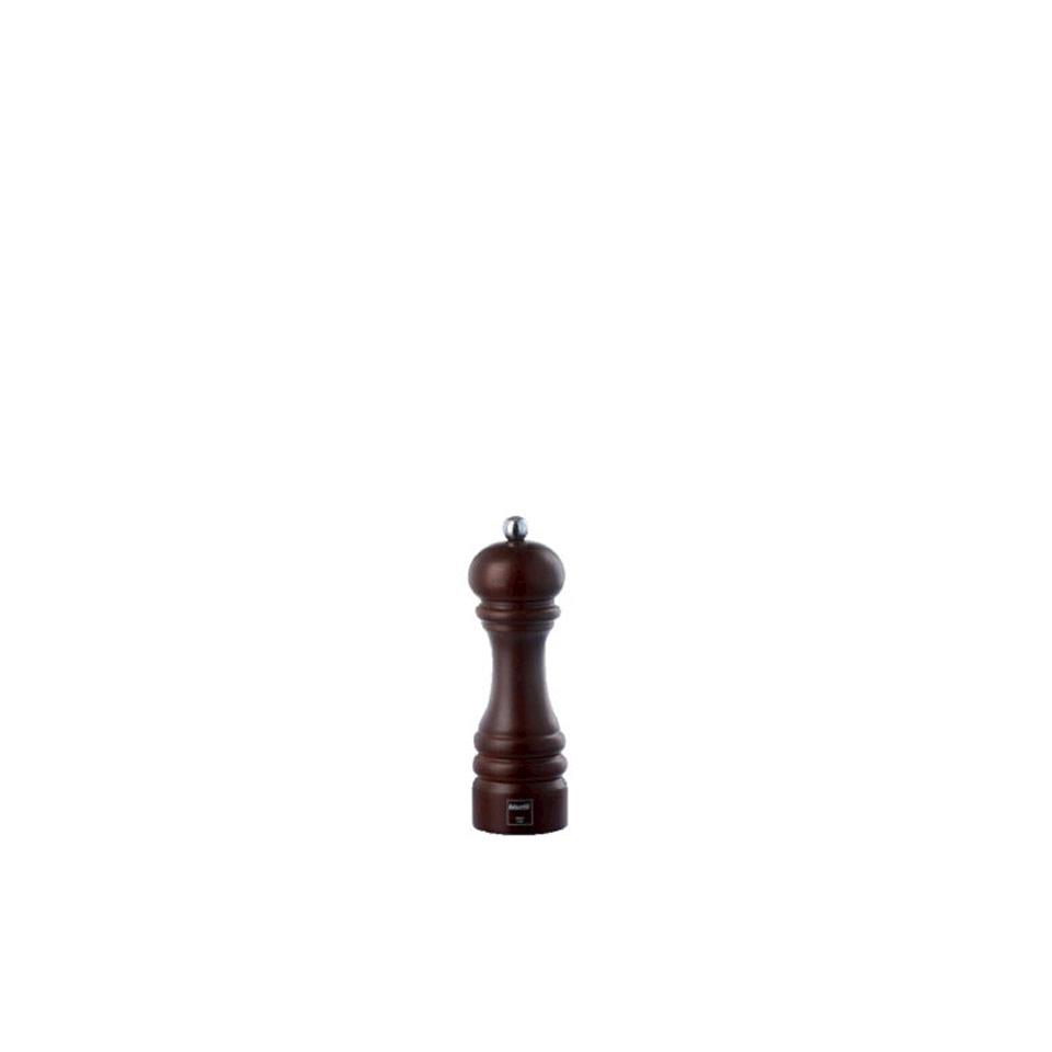 Macina pepe Bisetti in legno di noce cm 16,5